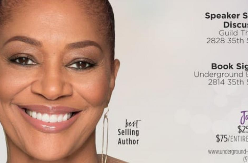 Terry McMillan event video
