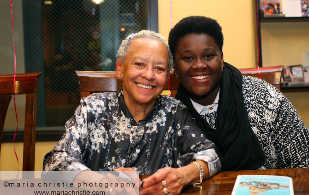 nikki giovanni the princess of black 1974-77: publishes a poetic equation: conversations between nikki giovanni and margaret walker (1974) and the women and the men (1975) releases the albums the way i feel (1975), legacies (1976), and the reason i like chocolate (1976) receives honorary doctorates from ripon university, the university of maryland/princess anne campus, and smith college.