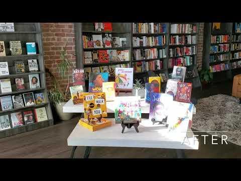 Underground Books Renovation