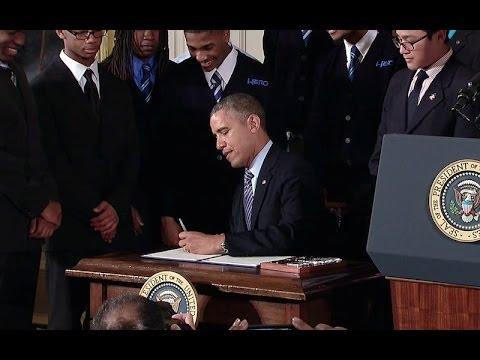 #Mybrotherskeeper: Creating Opportunities For Boys And Men Of Color