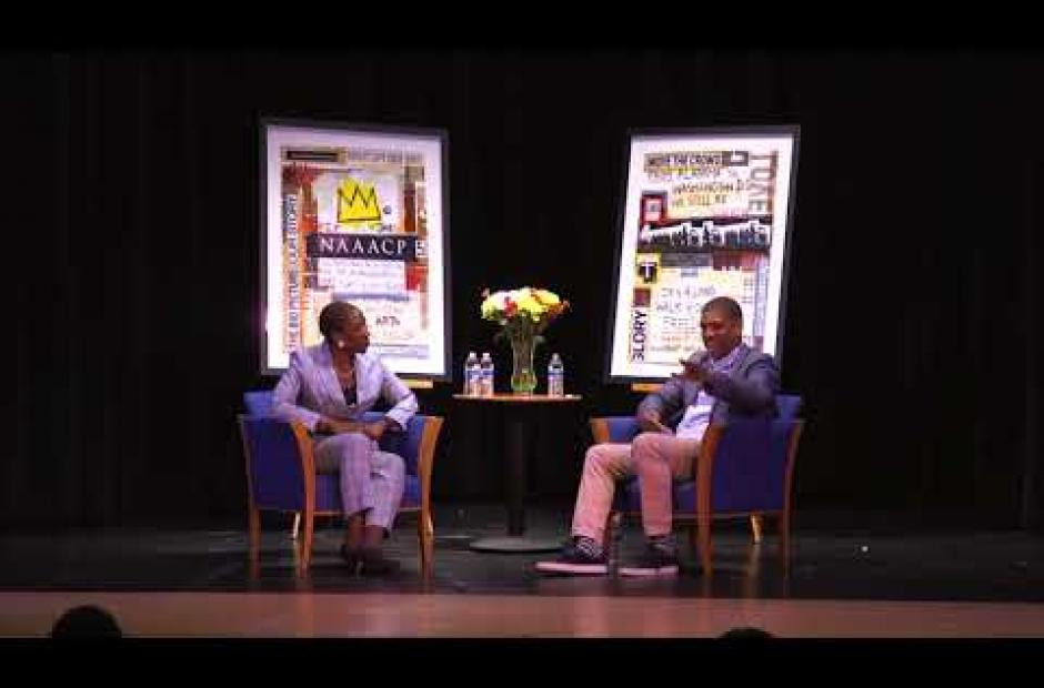Carla Harris Event Video